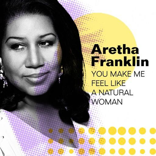Cover of Aretha Franklin selected track