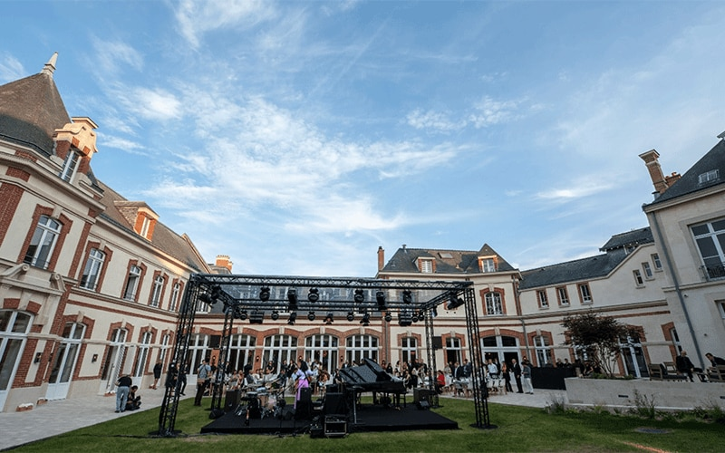 Krug World Festival in Reims:  a very special celebration of  Krug x food x music