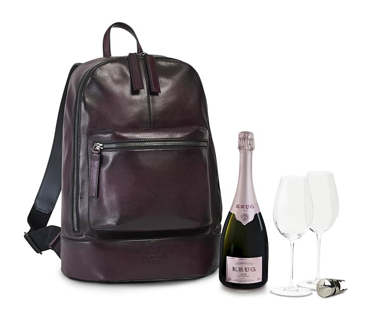 backpack Berluti pour Krug