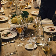 Krug festival into the wild table