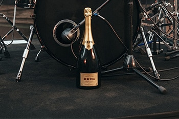 MUSIC: AT THE HEART OF KRUG'S HERITAGE