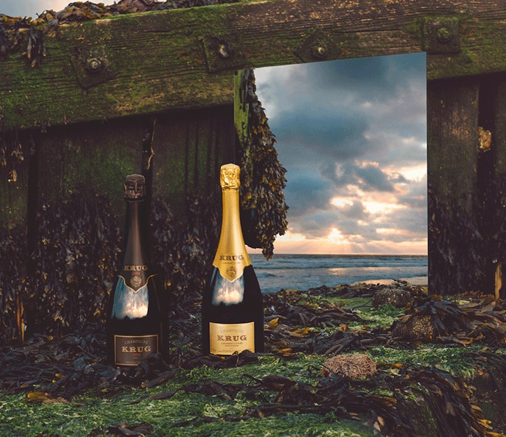 Les Créations de 2004: a tribute to the vision of Krug's founder