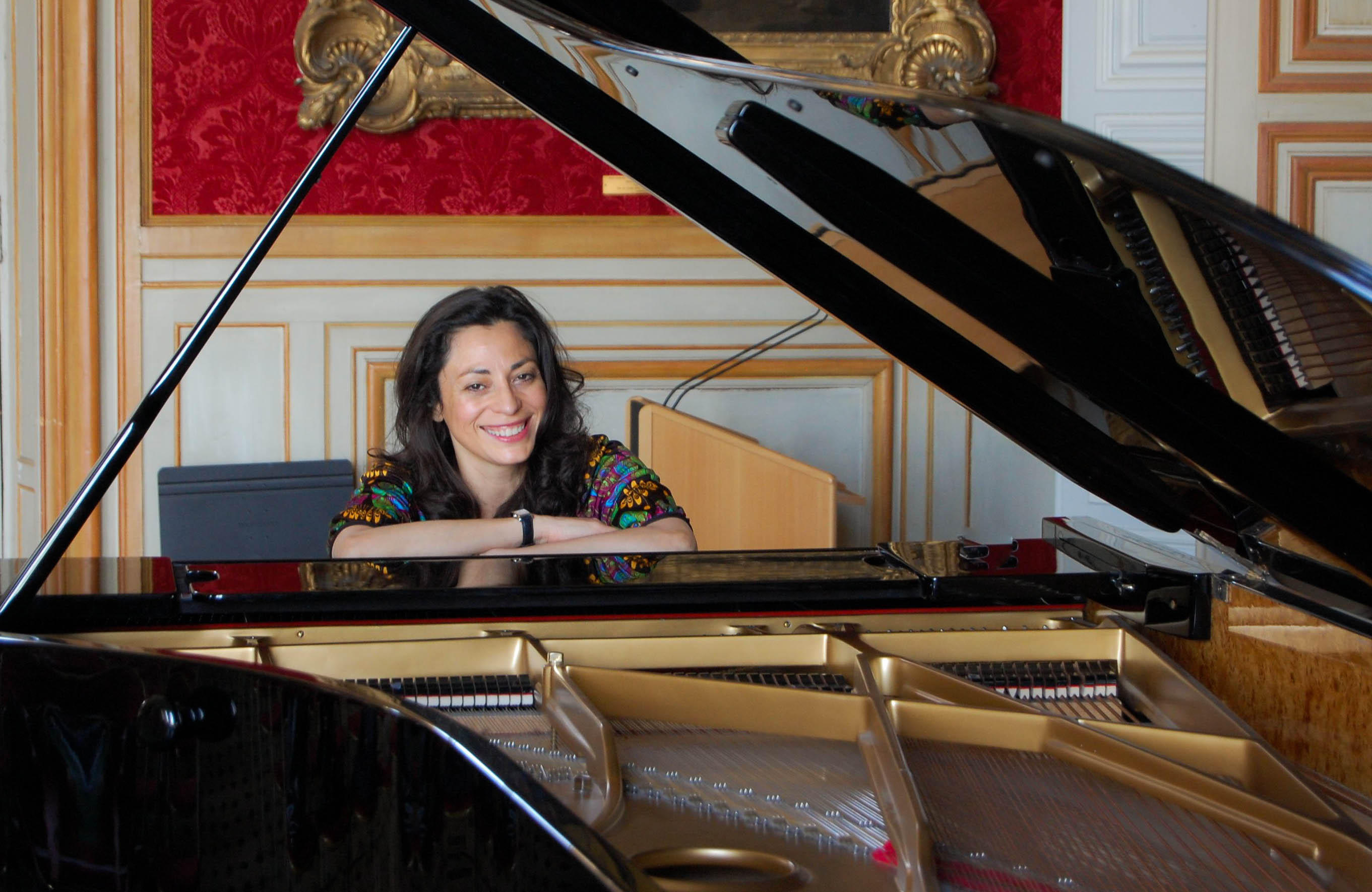 Music Experience Artist Marcela Roggeri