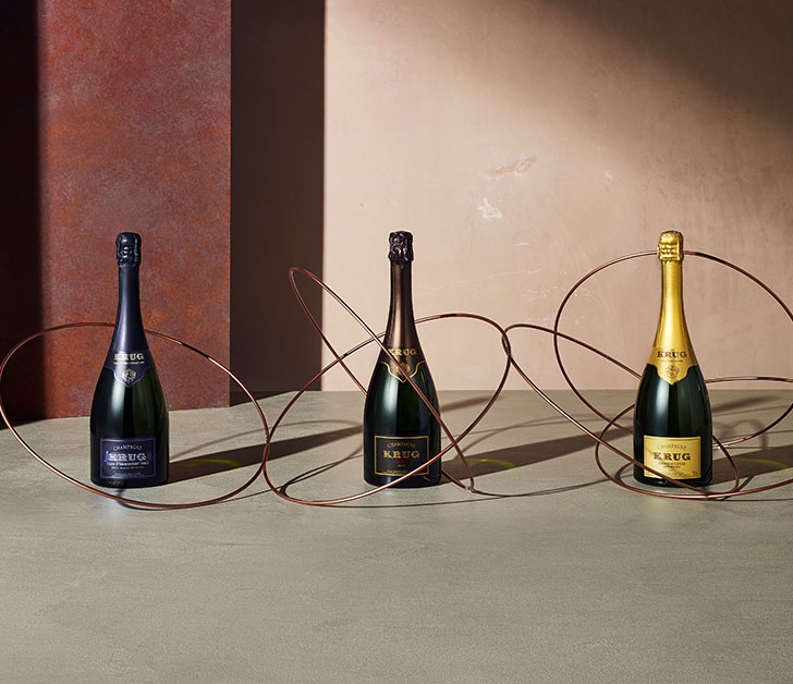 KRUG PRESENTS DU SOLISTE
