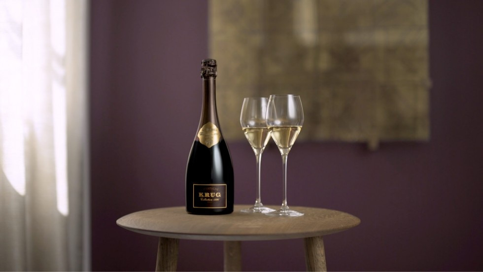 The spirit of Krug Collection